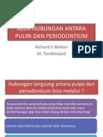 Alur Hubungan Antara Pulpa Dan Periodontium (Torabinejad)