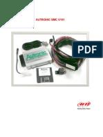Aim Autronic SMC V191 100 Eng