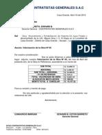 Quinta Valorizacion Cotos