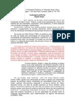 A Paisagem Periferica - Angelo Serpa