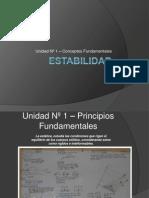 Unidad nº 1 – Principios Fundamentales