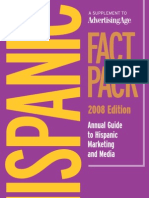 Hispanic Fact Pack 2008