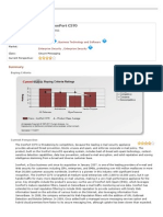 CA - Cisco Ironport C370 Product Assessment