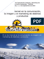 Internet en Turismo y Av Tur