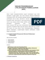 Cara Membuat RPP Berkarakter