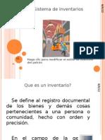 Exposicion Sistema de Inventarios_Simulacion