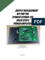 AssemblyManualPowerSupplyReplacementRev2p03