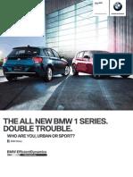 Ficha Tecnica BMW 118i 5 Puertas Manual
