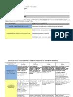 Rubricas Propuesta Conceptual (Junio de 2012)