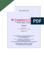 Pierre Janet - De l'Angoisse à l'Extase - T1 - p1 - Ch1&2