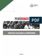 PerúDebate - Boletín Mayo 2012