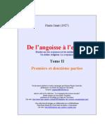 Pierre Janet - De l'Angoisse à l'Extase - T2 - P1