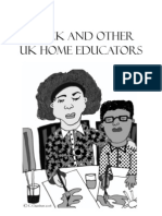 Black and Other UK Home Educators' Booklet