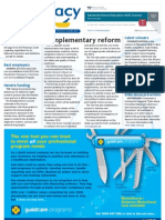 Pharmacy Daily for Tue 05 Jun 2012 - Complementary reform, Hendra funding, Pharmacy-only Bio-Organics, Spinal injury and much more...