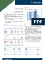 Derivatives Report 5 JUNE 2012