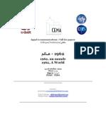 Antropología Argelia