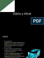 Vidrio y Vitral