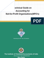 Accounting Guide for Not for Profit Organizations