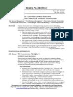 Sales Account Management Sample Resume