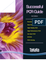 TaKaRa Successful PCR Guide 3rd Ed