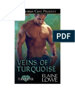 [Turquoise 3] - Lowe, Elaine - Veins of Turquoise