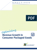 Revenue Growth in CPG