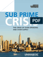 57431174 the Sub Prime Crisis the Crisis of Over Spending