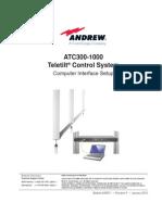 Atc300-1000 Teletilt Control System Computer Interface Setup