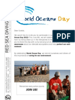 World Ocean Day 2012