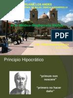 Acto medico- Dra. Teresa Suárez Cárdenas