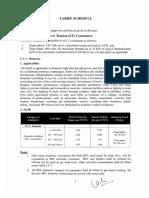 Tariff Order 2012-13