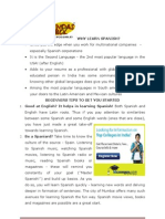 Free Spanish Language Learning Tips