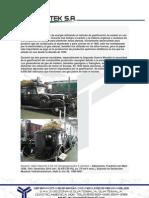 Historia de Gasificadores y Usos Del Syngas