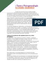 Taller de Tarot y Psicogenelogia Con Alejandro Jodorowsky