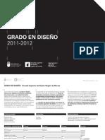 Informacion Grado Diseño