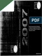 Icrea - Norma Internacional 2007