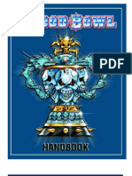 Blood Bowl - Handbook (LRB 6)