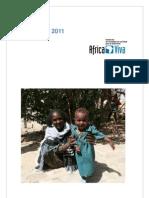 Africa Viva Fundacion - Memoria 2011
