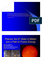 Plugin-Plasma 4th State of Matter