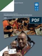 Informe UNPD