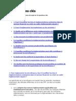 10 Questions - Microfinance
