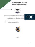 Informe de Visual Basic