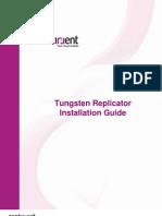 Tungsten Installation Guide