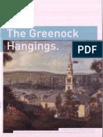 The Greenock Hangings