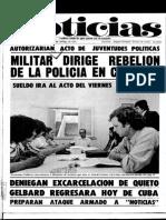 Diario Noticias. Año 1. N° 96. Buenos Aires