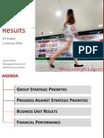 HY12 Analyst Presentation