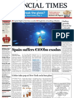 01 06 2012 Financial Times Europe | Eurozone | Euro