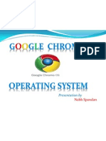 Google Chrome OS.ppt