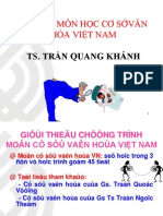 Bai Giang Co So Van Hoa Viet Nam