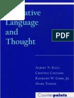 Albert N. Katz Et. Al. Eds.- Figurative Language and Thought